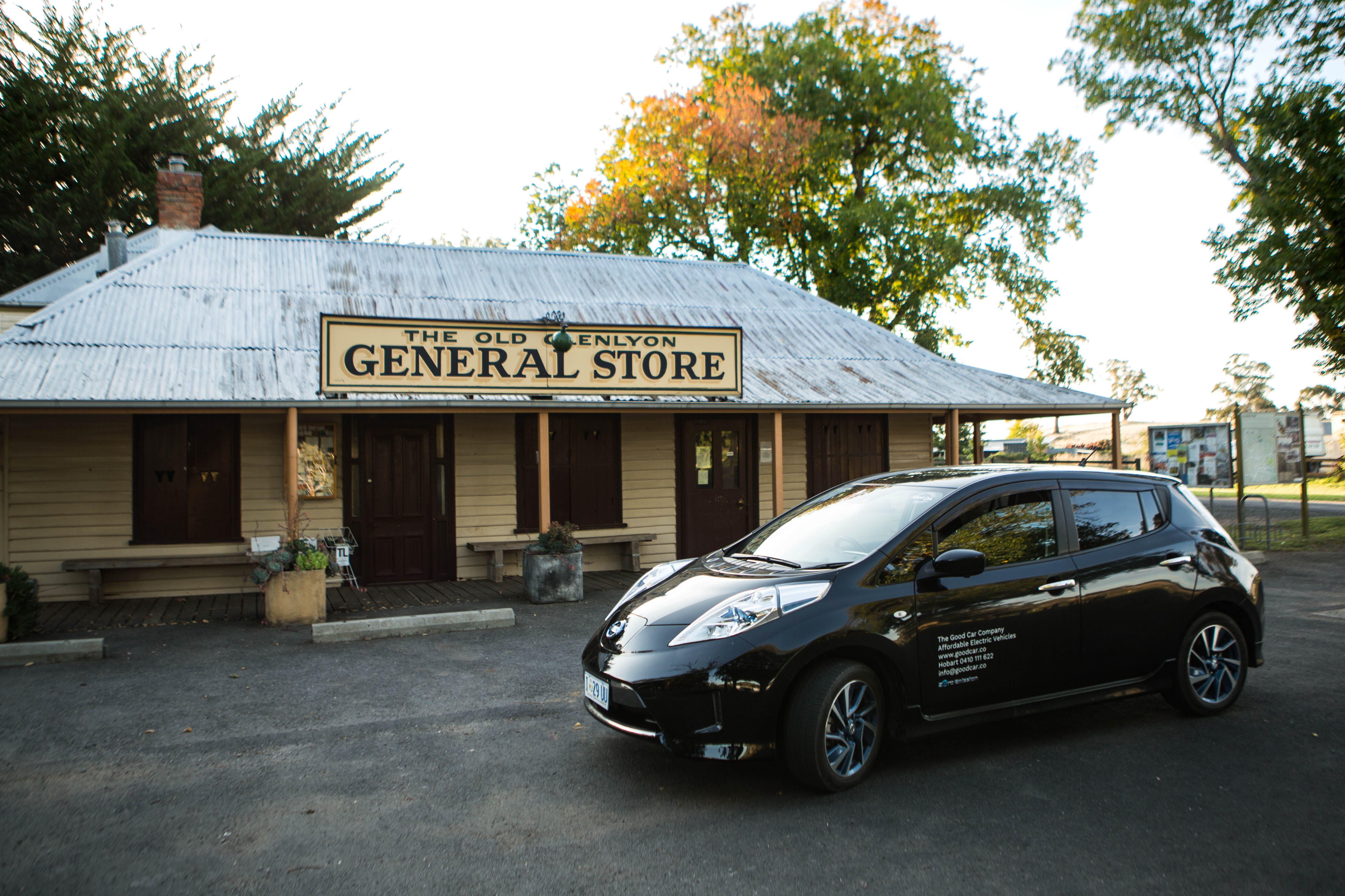Driving down Hepburn Shire Emissions with an Electric Vehicle Bulk Buy